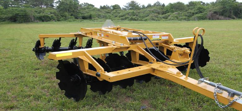 TACWR wheel offset disc harrow