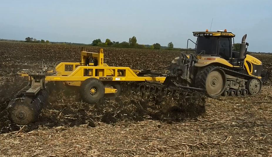 Sold disc harrows in Hungary